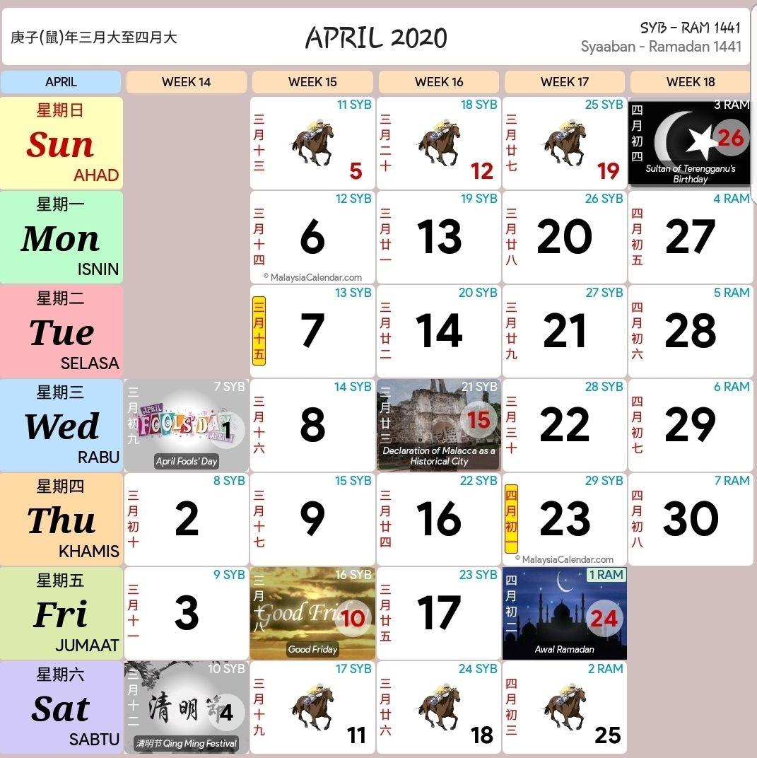 Calendar 2020 Malaysia Kuda In 2020 Marketing Calendar Template Blank Calendar Template Monthly Calendar Template