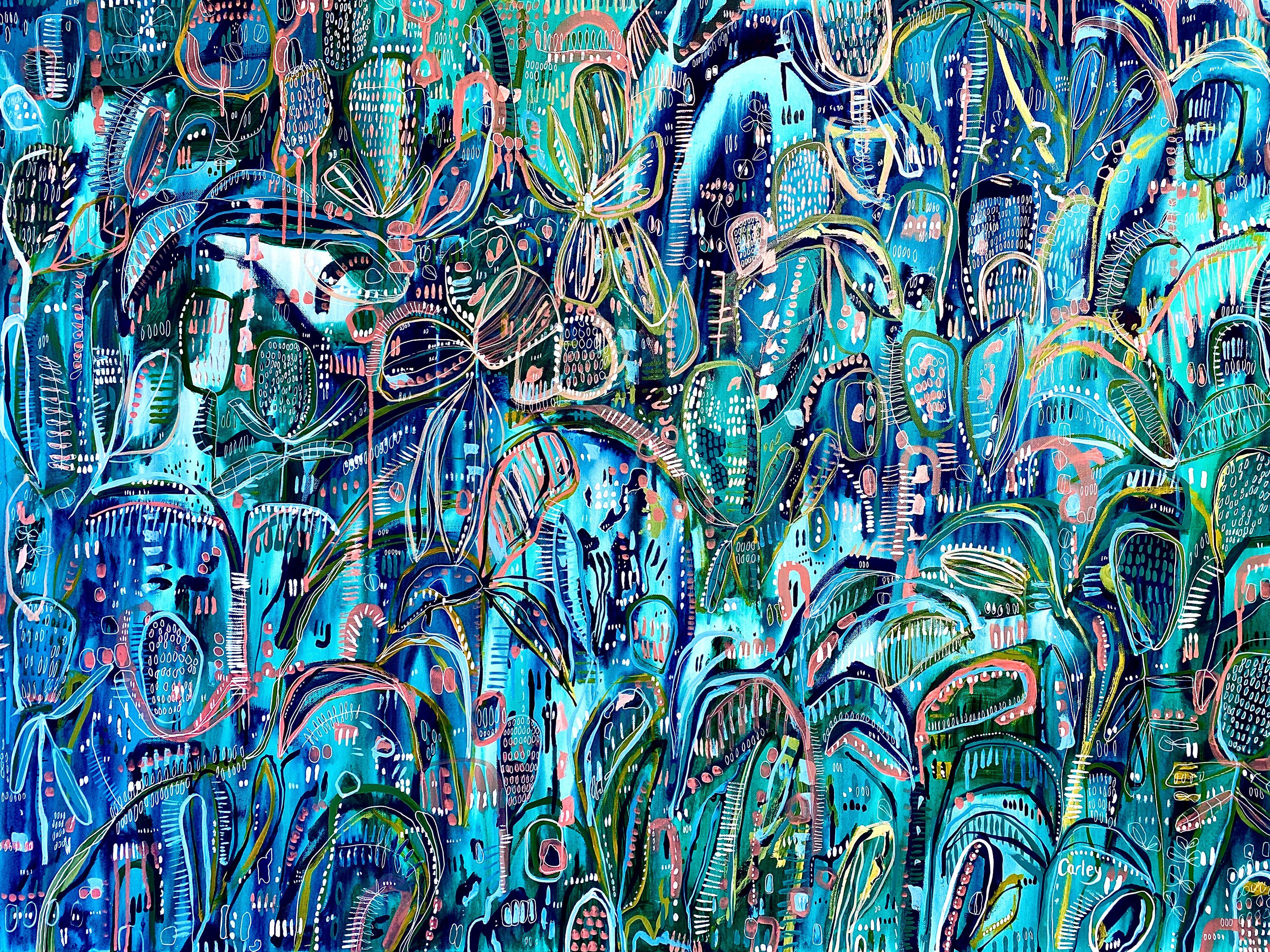 Tropicana Crush by Carley Bourne