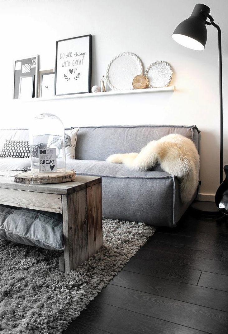 d co cocooning pour une maison accueillante d coration pinterest maison decoration et salon. Black Bedroom Furniture Sets. Home Design Ideas