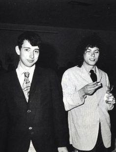 Jonathan Richman And Jerry Harrison Of The Modern Lovers Boston Music Talking Heads Jonathan Richman