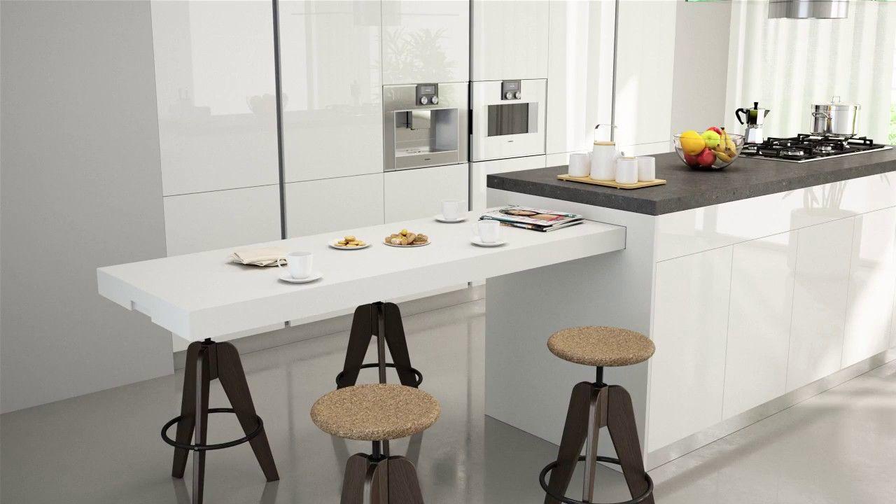 Expandable Kitchen Island In 2020 Kitchen Island With Seating Kitchen Island With Seating Ikea Diy Kitchen Island