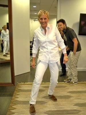 Ellen Degeneres Clothes Ellen There You Are I Ve Been Looking