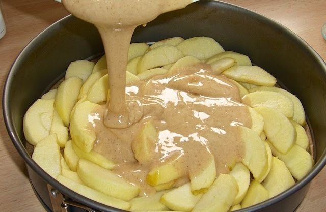Leckere Rezepte: Apfelkuchen,gelingsicher auch für Anfänger!