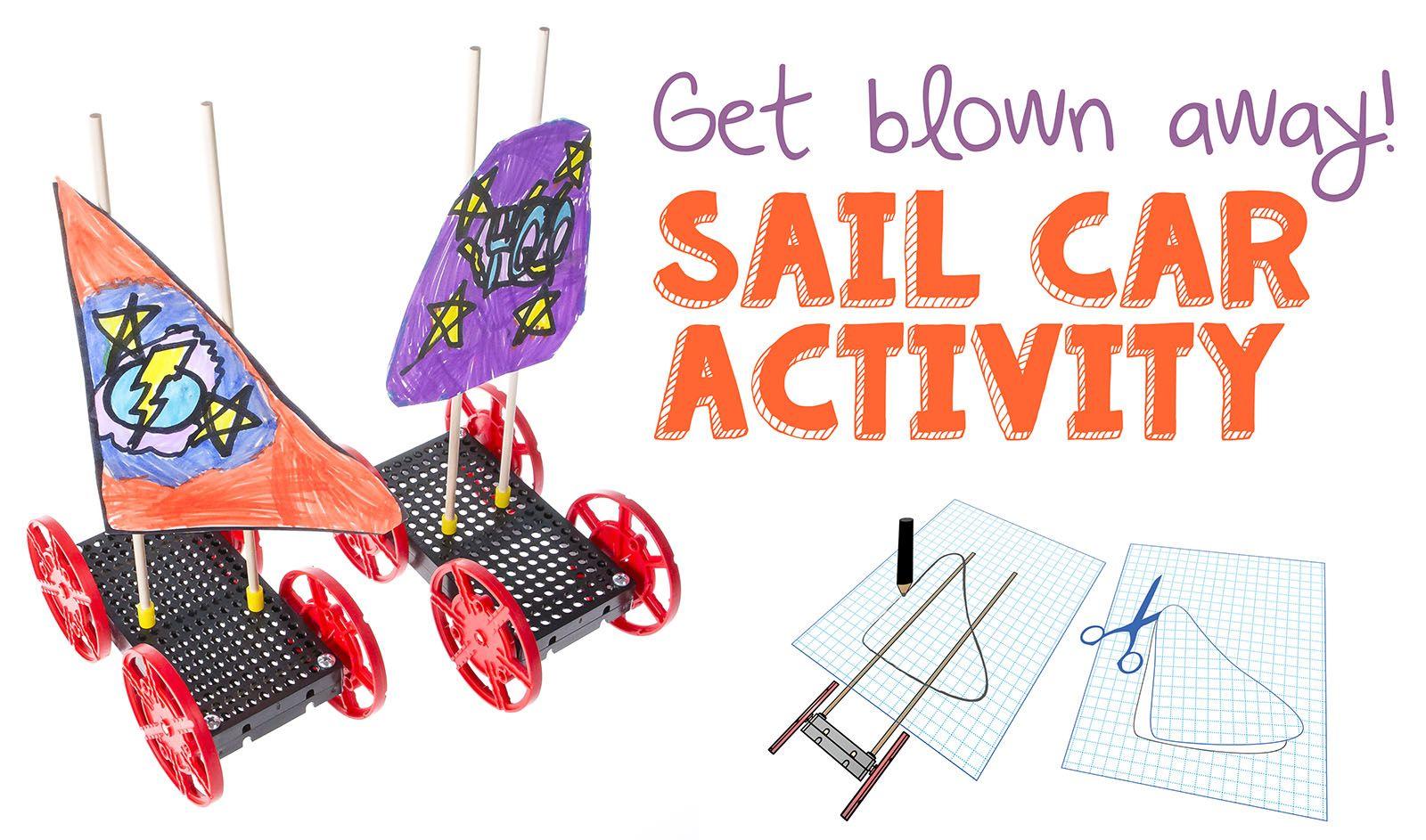 Sail Car Activity Documents
