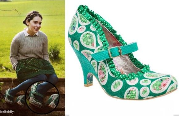 Vestuario Emilia Clarke En Antes De Ti Prendas Localizadas Fashion Zapatos Louisa