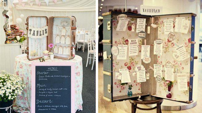Diy mariage 30 id es pour fabriquer un plan de table plan de table pinterest plans de - Idee pour plan de table mariage ...