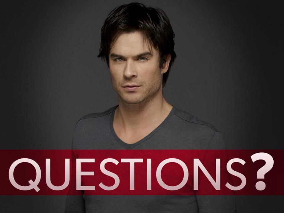 Dying to ask #TVD's Ian Somerhalder something? Comment your questions below for a chance to be answered! https://www.facebook.com/thevampirediaries/photos/a.10150164769944968.356109.106357469967/10153618598104968/?type=1&theater