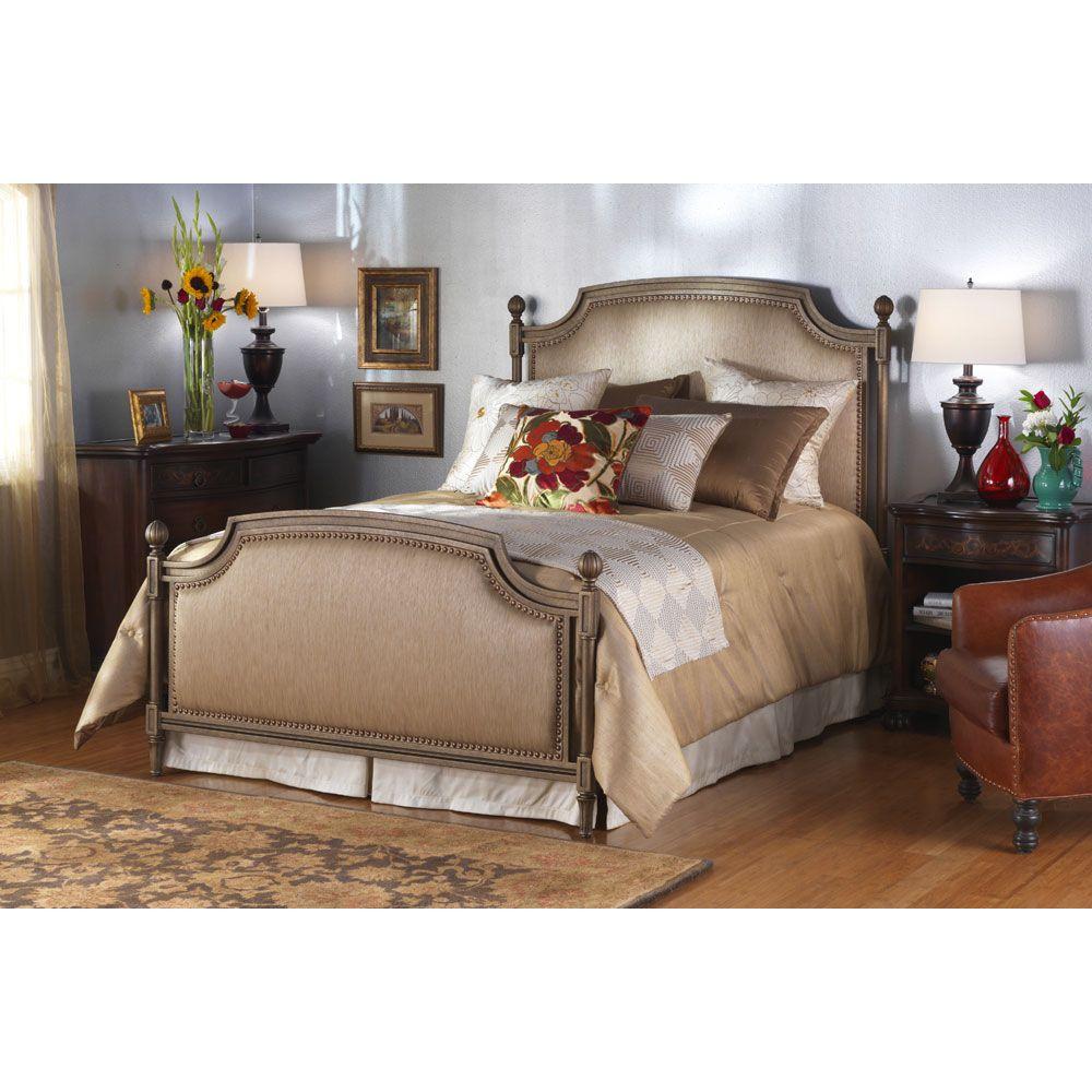 Wesley Allen Queen Headboard Upholstered beds
