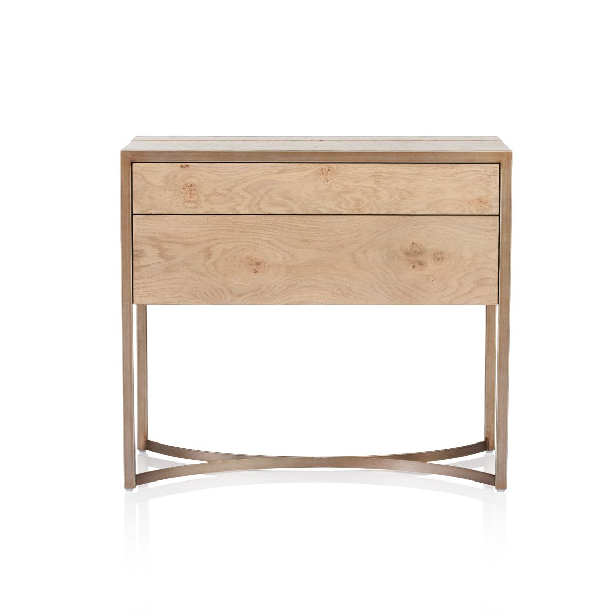 timeless design a01fb 5f392 Max Sparrow Manhattan Light Oak Side Table | Side tables ...