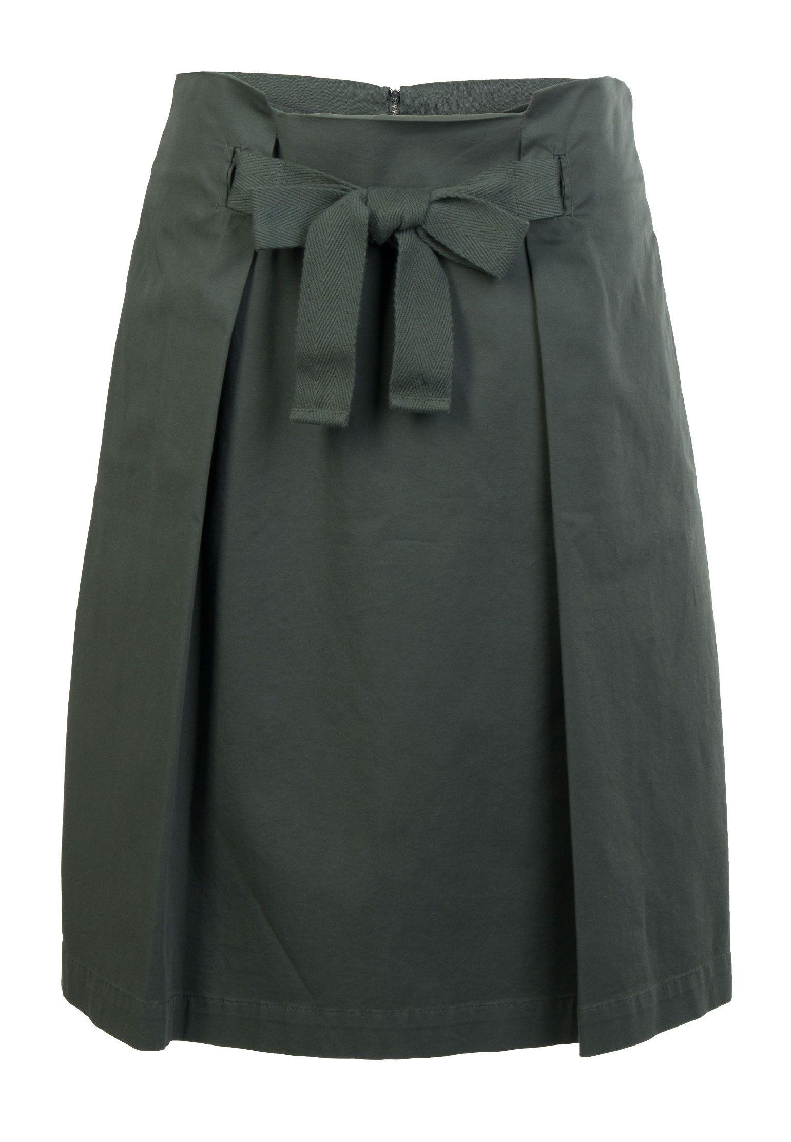 Купить зеленую юбку в интернет-магазине
