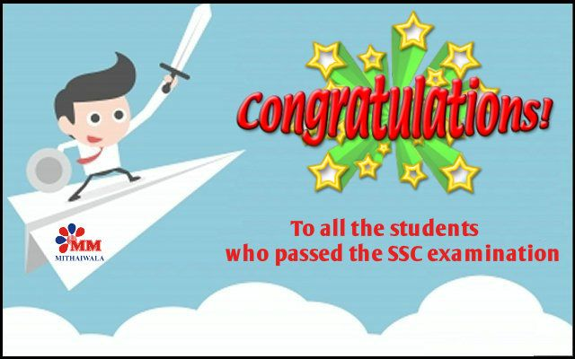The key to success is hard work. And your efforts have borne fruit.  Wishing you all the best in your future endeavors. #SSCResults #SSC #Congratulation #Exam #MaharashtraBoard #Results #Maharashtra #Mumbai