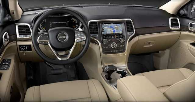 2016 Jeep Grand Cherokee General Look Availability Specs Jeep