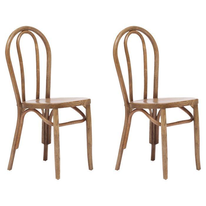 Nob Hill Chair (Set Of 2) | Wayfair