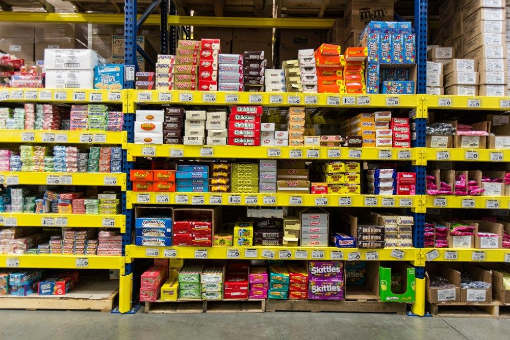 The Candy Warehouse is Hiring on the Spot. Job opening