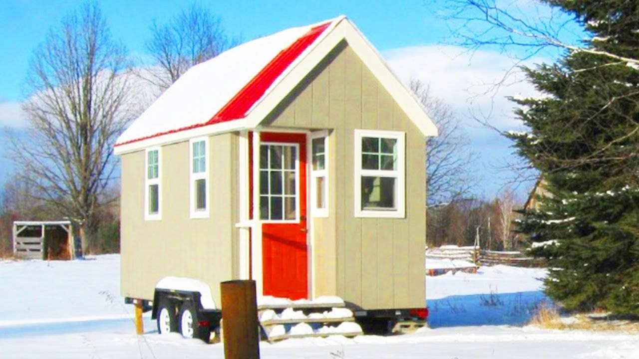 Absolutely Stunning 24k Tumbleweed Tiny House For Sale In Ottawa