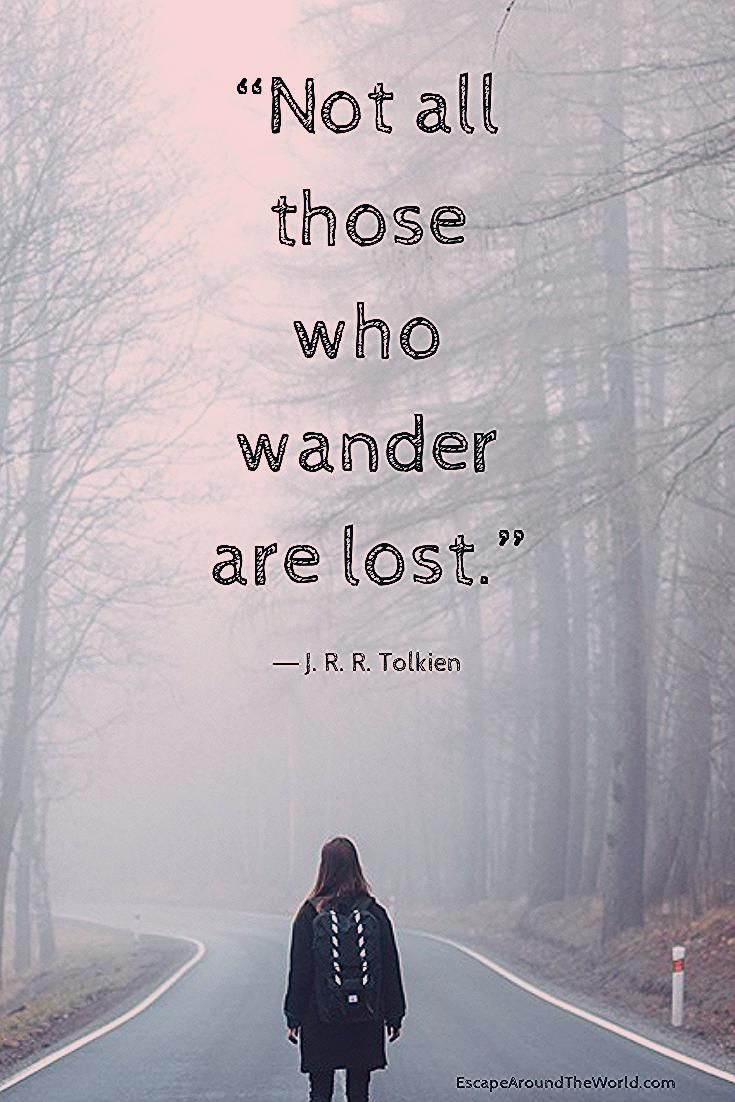 Photo of 101 Travel Quotes To Inspire Your Wanderlust – Escape Around The World