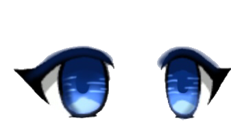 Eyes Kawaii Gachalife Cute Galaxy Blue Freetoedit Anime Eyes Chibi Eyes Kawaii Drawings