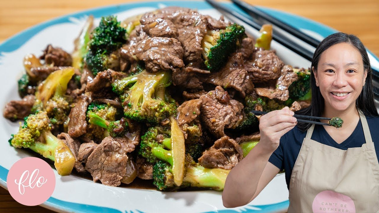 Beef And Broccoli With Big Taste Simple Stir Fry Youtube Broccoli Beef Easy Stir Fry Beef Recipes