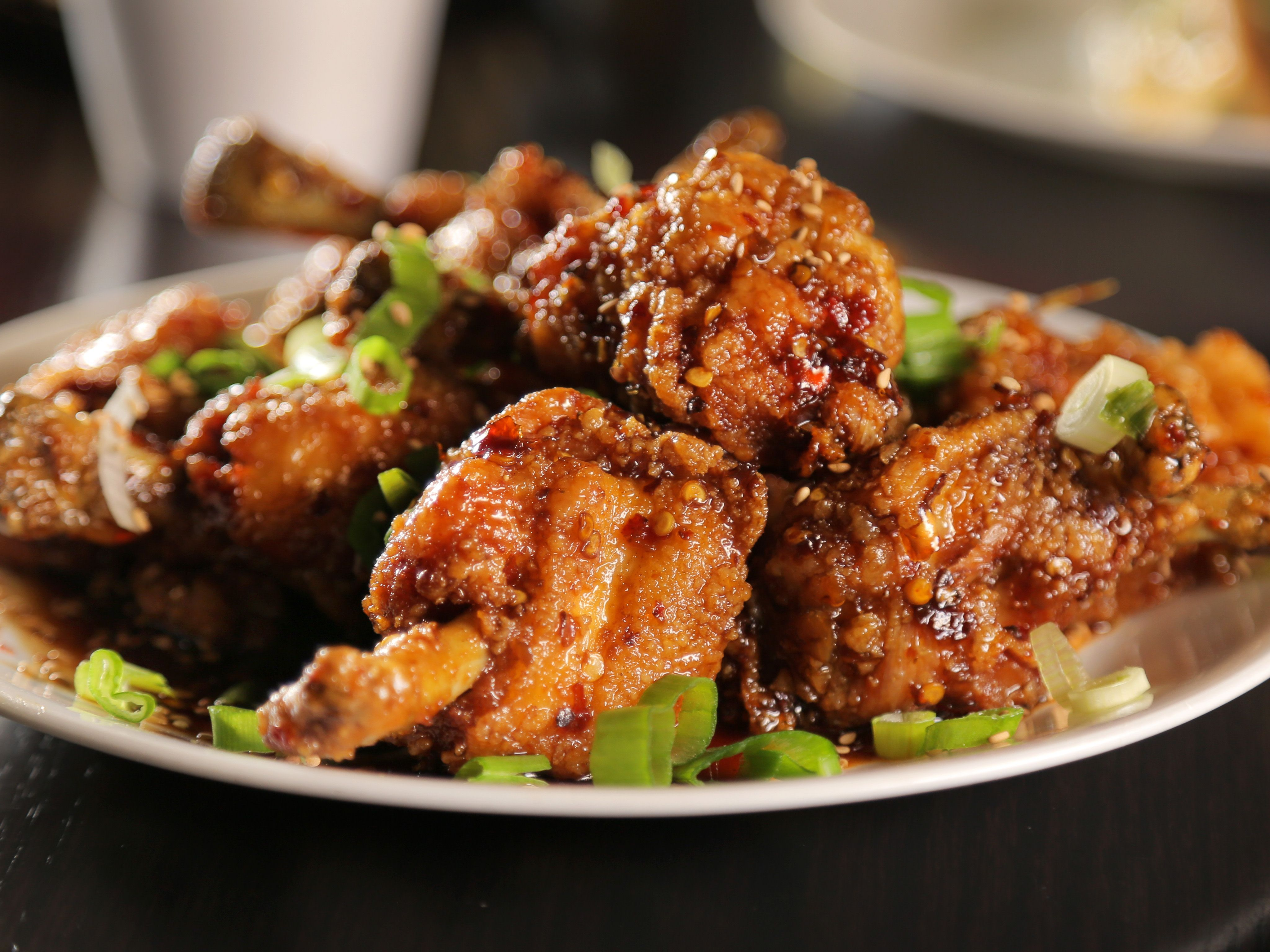 KTown Wings Recipe Food network recipes, Dove recipes