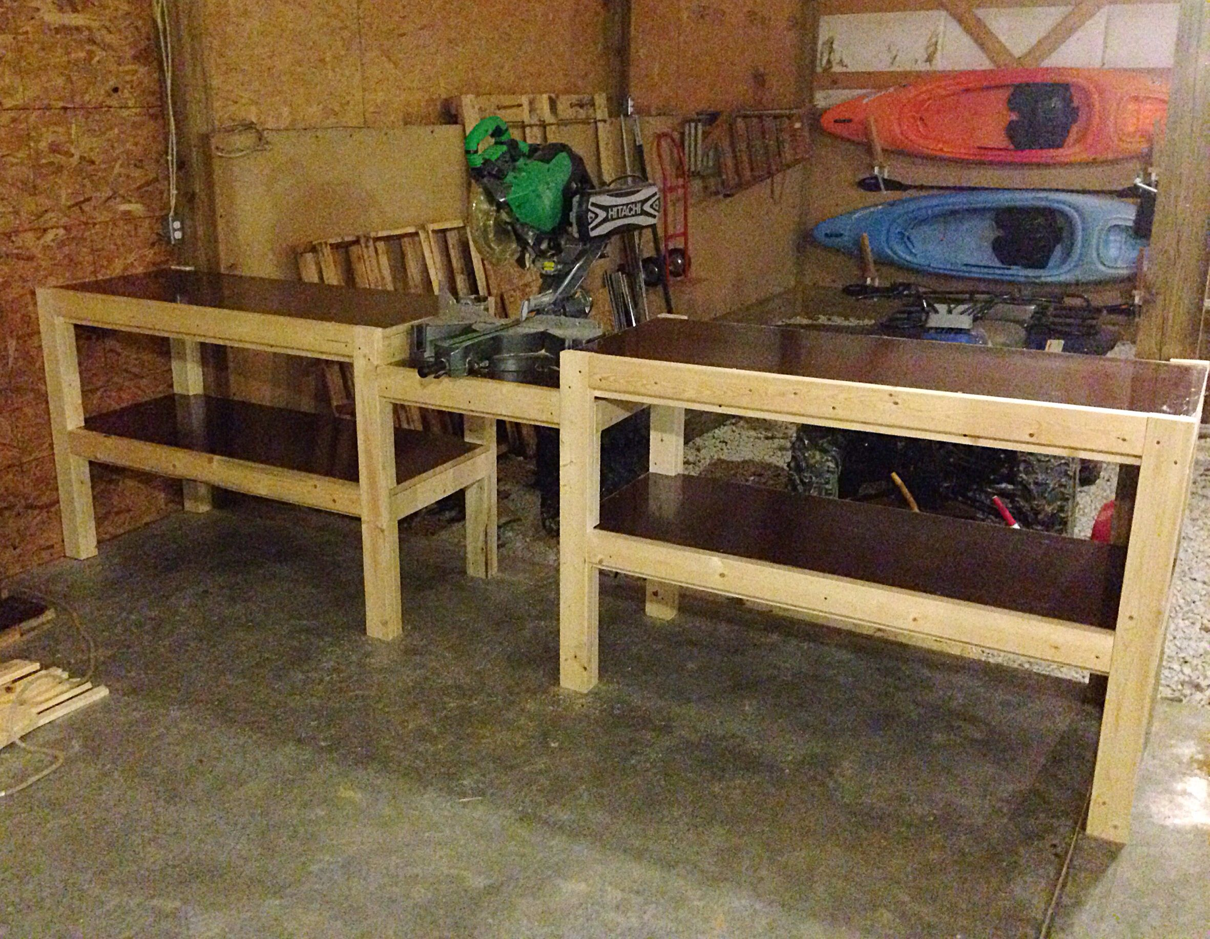 Woodworking Table Ideas Miter Saw Table Completed Projects Miter Saw Table