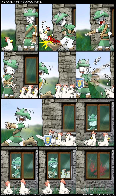 Funny Zelda Comics Zelda Universe Forums The world's
