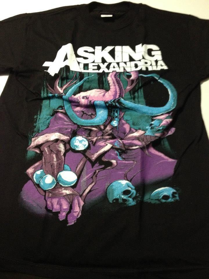 T-Shirt Asking Alexandria