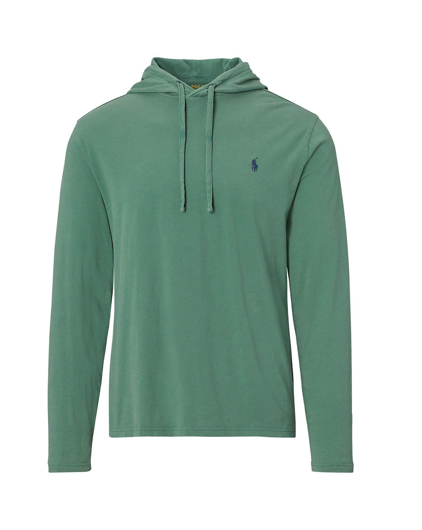 56848ce47c1 POLO RALPH LAUREN Cotton Jersey Hooded T-Shirt. #poloralphlauren #cloth #all