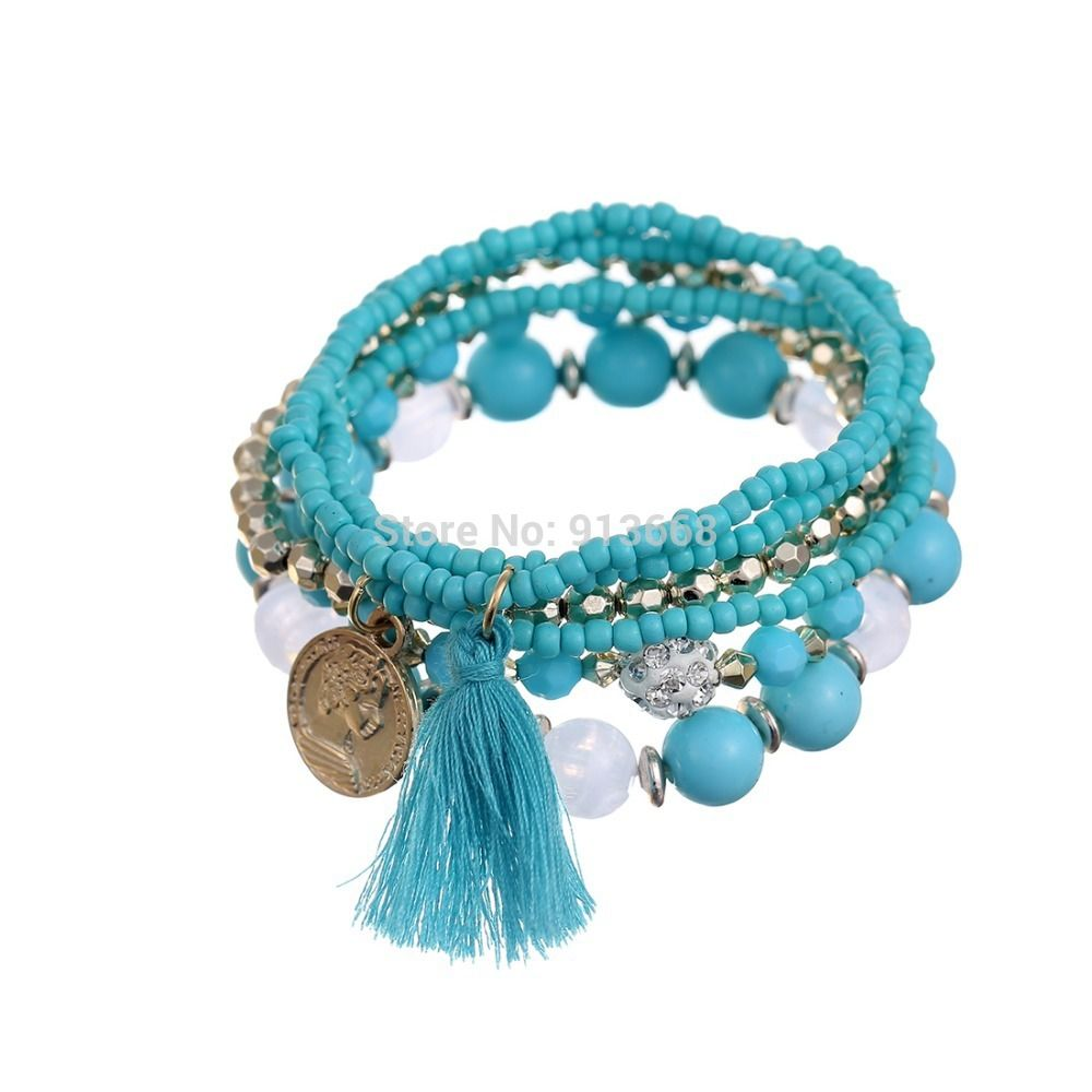 Zoshi bracelets for women charm bracelets u bangles summer jewelry