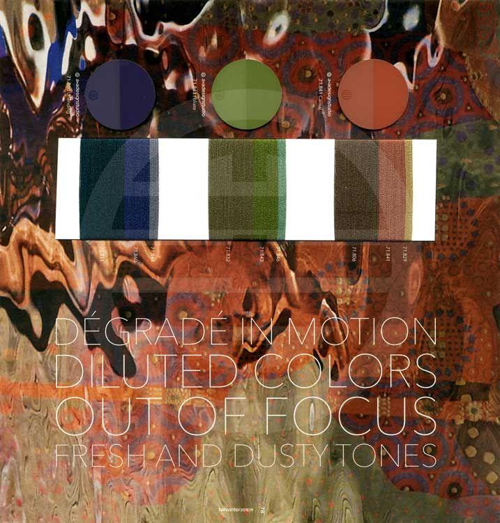 A/W 2018   Design: TRENDSPOTTING   Color trends, Fashion ...