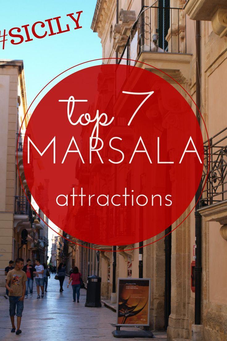Marsala Na Sycylii I Jej Najwieksze Atrakcje Zalezna W Podrozy Listy I Lisciki Sicily Travel Sicily Italy Sicily