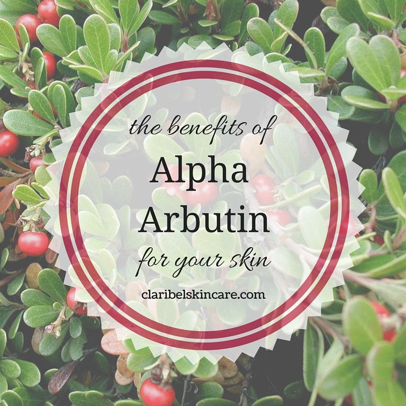 Discover the benefits of Alpha Arbutin for your skin. #skincare #naturalskincare
