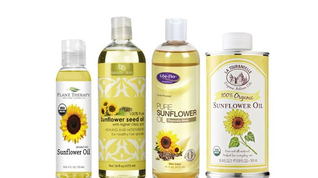 17 Reasons Why to Use Sunflower Oil for Healthy Hair | Hair ...