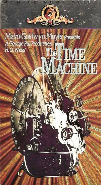 the time machine 1960 hg wells rod taylor sebastian