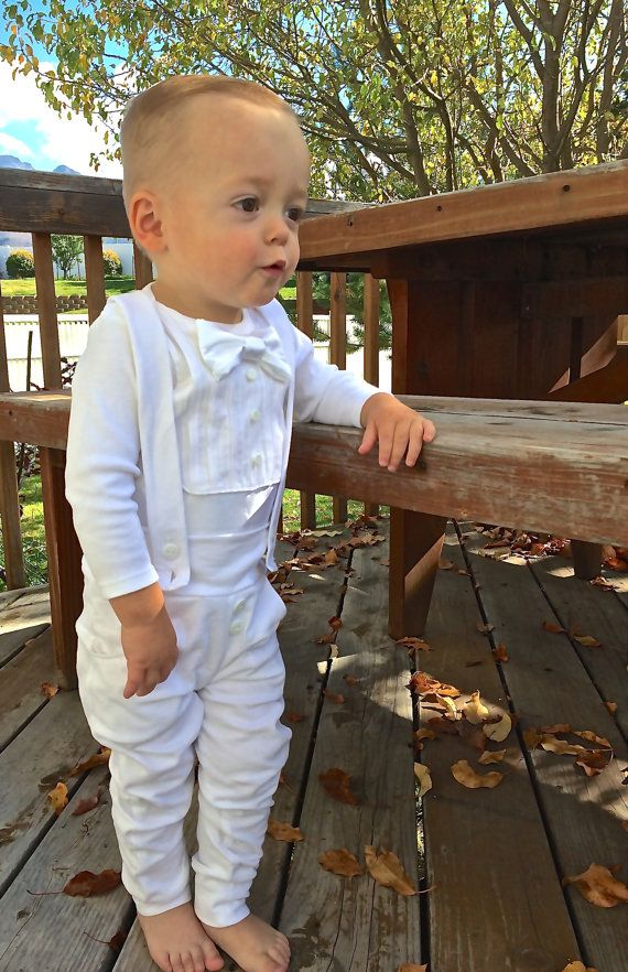 bd4aeed8aa4e baby boy blessing christening outfit baby by BebeCoutureLLC More