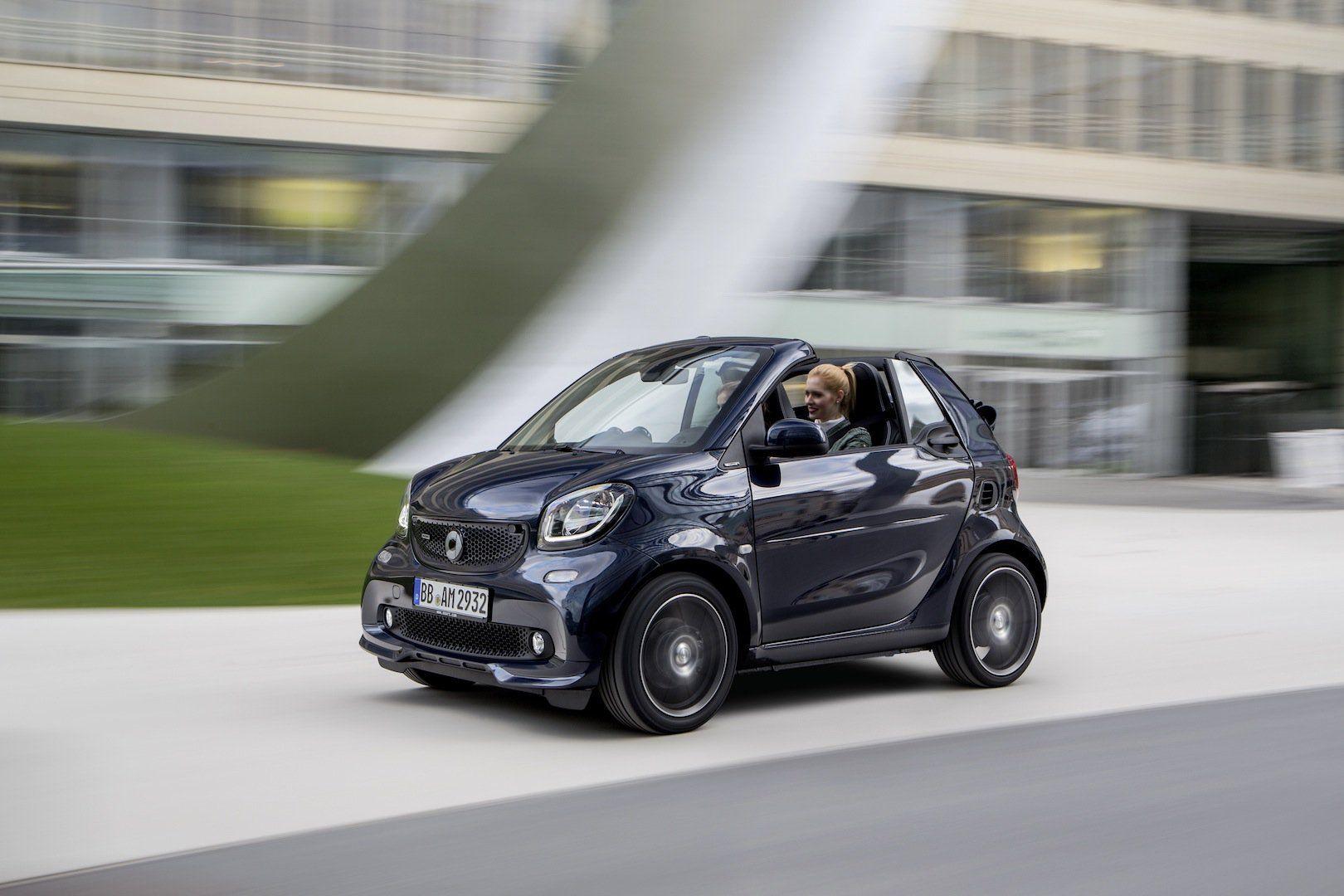 Official 2017 Smart Brabus Europeus Carros