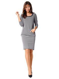 Jerseykleid (mit Bildern) | Kleider, Kleider online