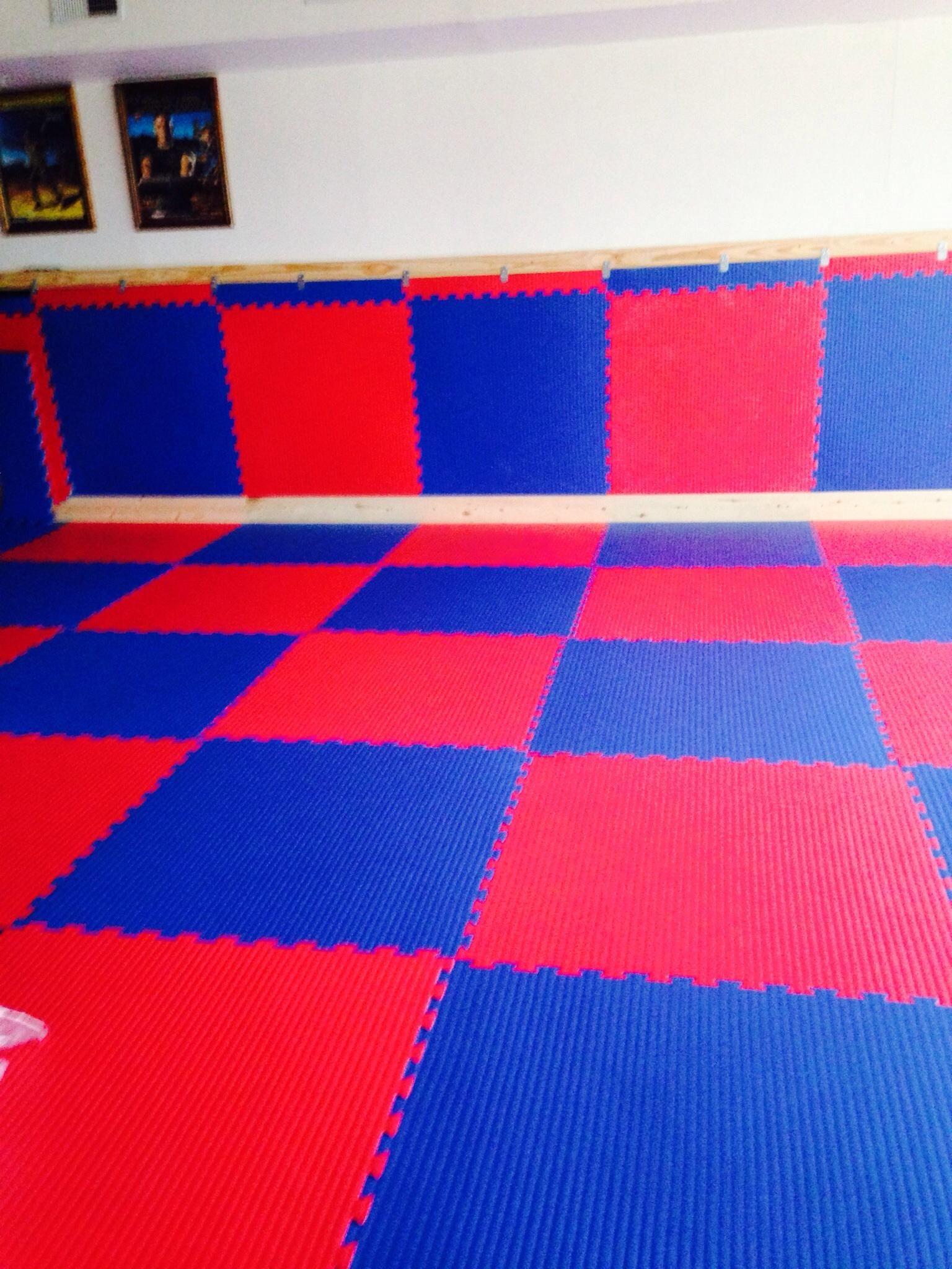 Grappling MMA Mats 1 5 Inch | Martial Arts Mats | Martial