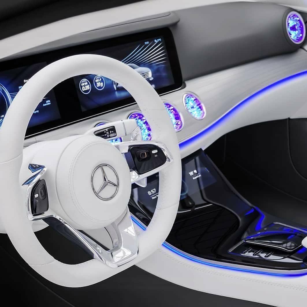Amazing Mercedes interior! Who would love to drive this car? 😍🔥 .   #cars #car #luxurycar #Lamborghini #Bentley #rollroyce #gwagon #wagon #carinterior #carexterior #interior #exterior #celebrity #celebritycars #expensive #expensivecar #Mercedes #Porsche