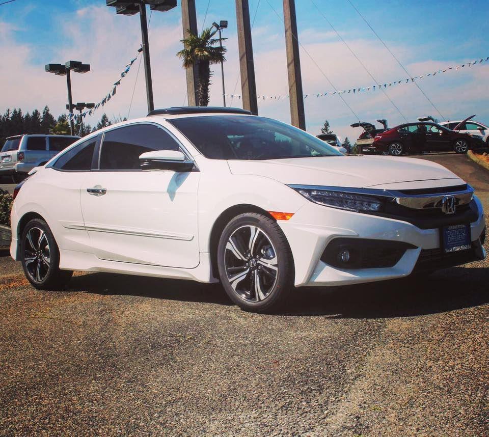 The new Coupe Honda, New honda, Coupe