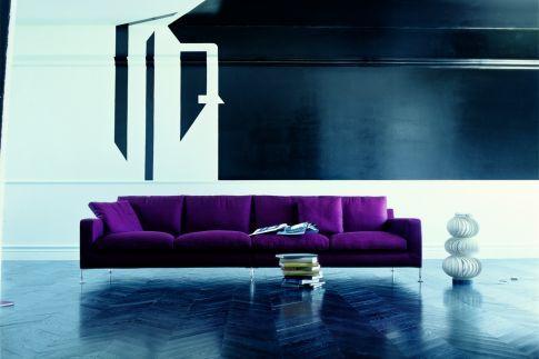Harry Sofa By Antonio Citterio For B B Italia Space Furniture