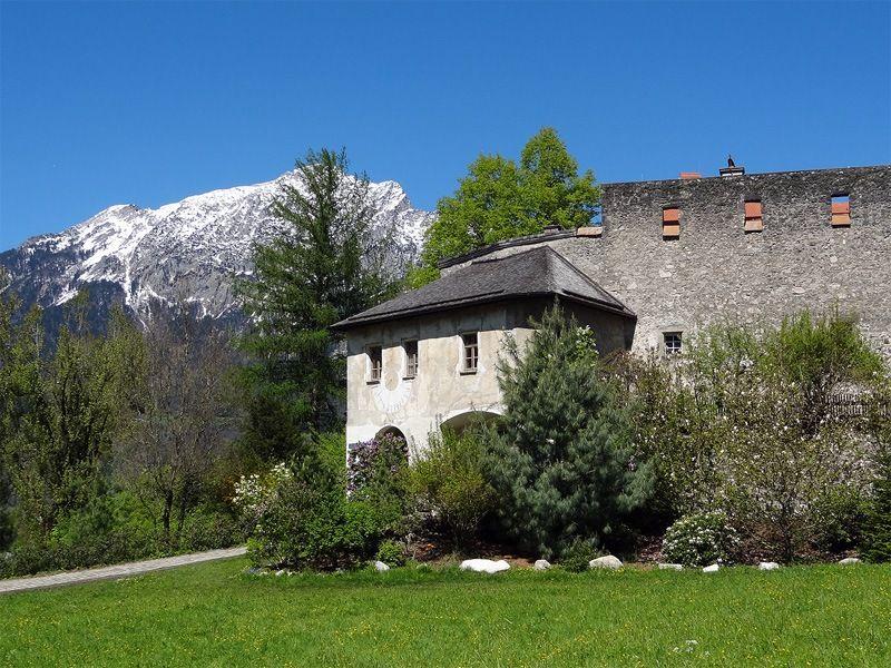 Galerie Burgenweg Bad Reichenhall Burg Bad Reichenhall Schlosser In Bayern
