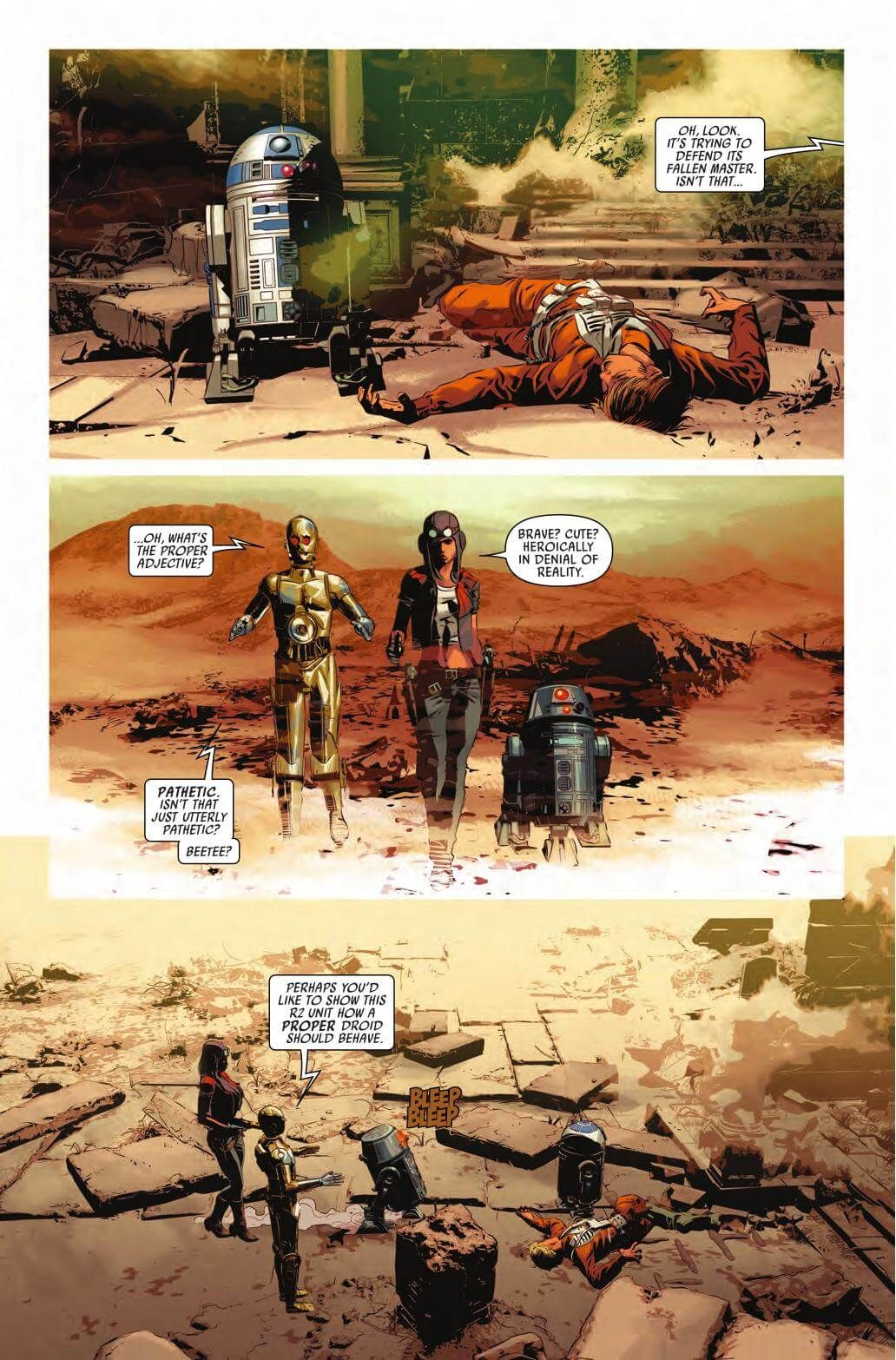 Preview: Star Wars #13, Story: Jason Aaron Art: Mike Deodato Jr. Covers: Mark Brooks, John Tyler Christopher & Clay Mann Publisher: Marvel Publication Date: December ...,  #All-Comic #All-ComicPreviews #ClayMann #Comics #JasonAaron #JohnTylerChristopher #MarkBrooks #Marvel #MikeDeodatoJr. #previews #StarWars