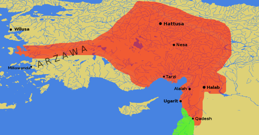 Middle Kingdom Egypt Map.The Hittite Empire And Egypt Empire Recent Posts Map Of The