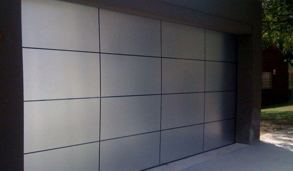 Contemporary Garage Door - Deville Doors & Contemporary Garage Door - Deville Doors | Garage | Pinterest ...