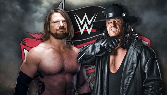 مواجهة أندرتيكر ضد ستايلز في راسلمينيا ستكون نزال تابوت In 2020 Aj Styles Wrestlemania Jeff Hardy