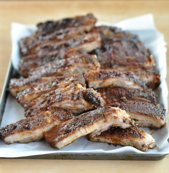 1000+ ideas about how to bake ribs on pinterest   côtes au four, Human Body