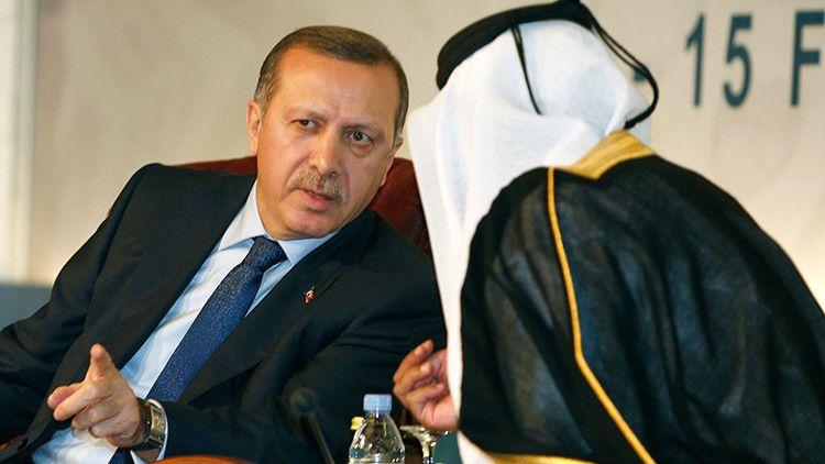 Los problemas económicos empujan a Erdogan a buscar nuevos aliados