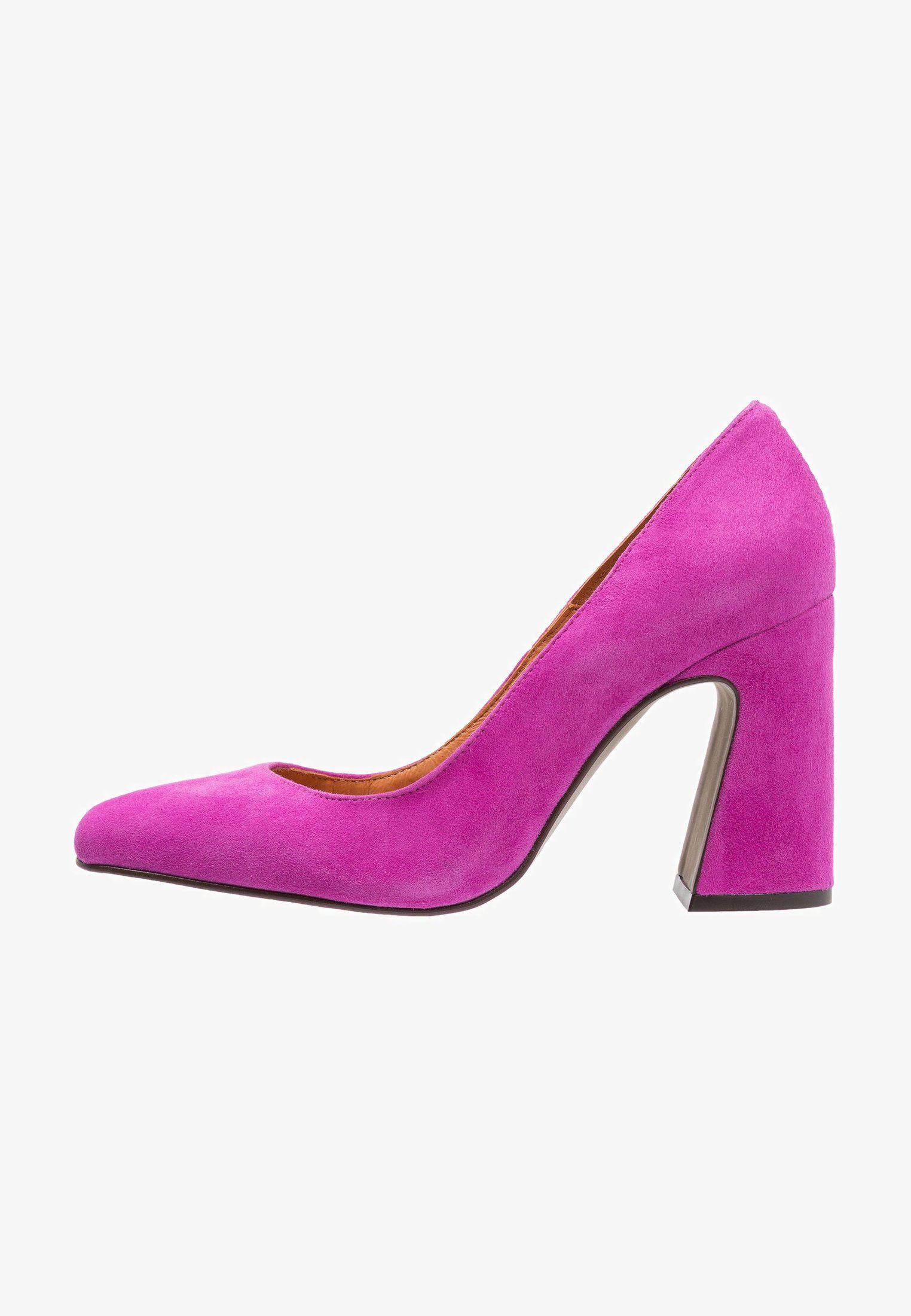 Zapatos THALIA fucsia THALIA Zapatos altos dark qUTgEw