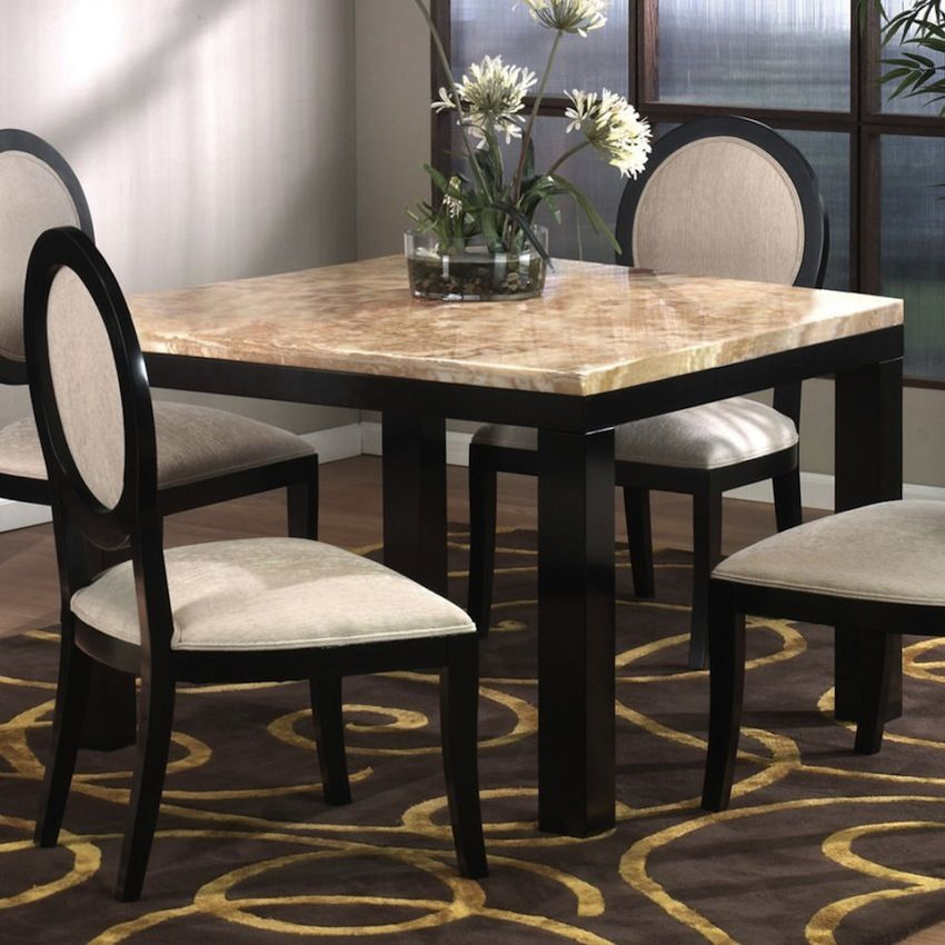 10 Charming Square Dining Table Ideas To Glam Up Your Home Décor Best Square Dining Room Set Inspiration