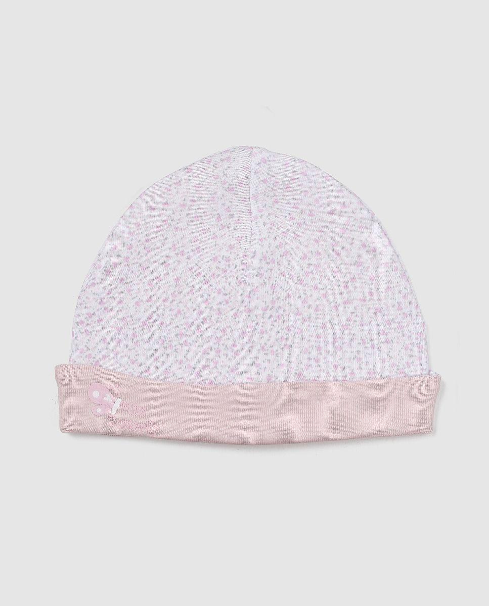 cc6999ad0 Gorro de bebé niña Freestyle reversible flores rosa | MY WORK ...